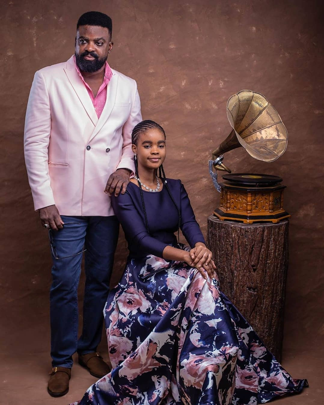 kenle afolayan's daughter birthday