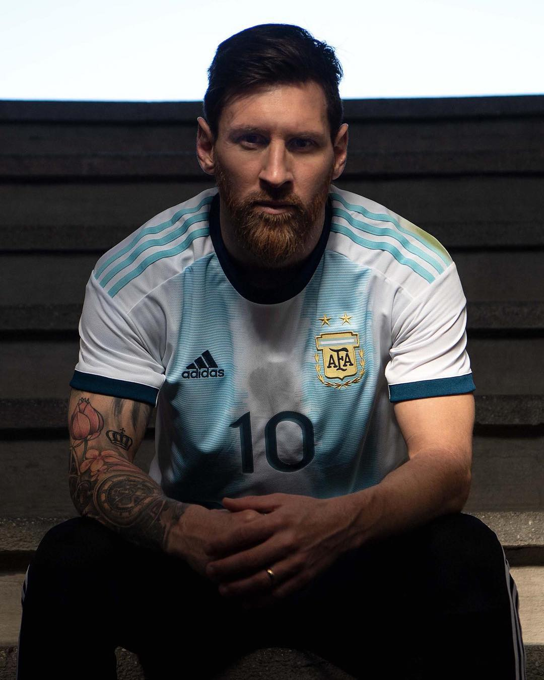 The Only Goal I Have Now Is To Win The World Cup – Messi