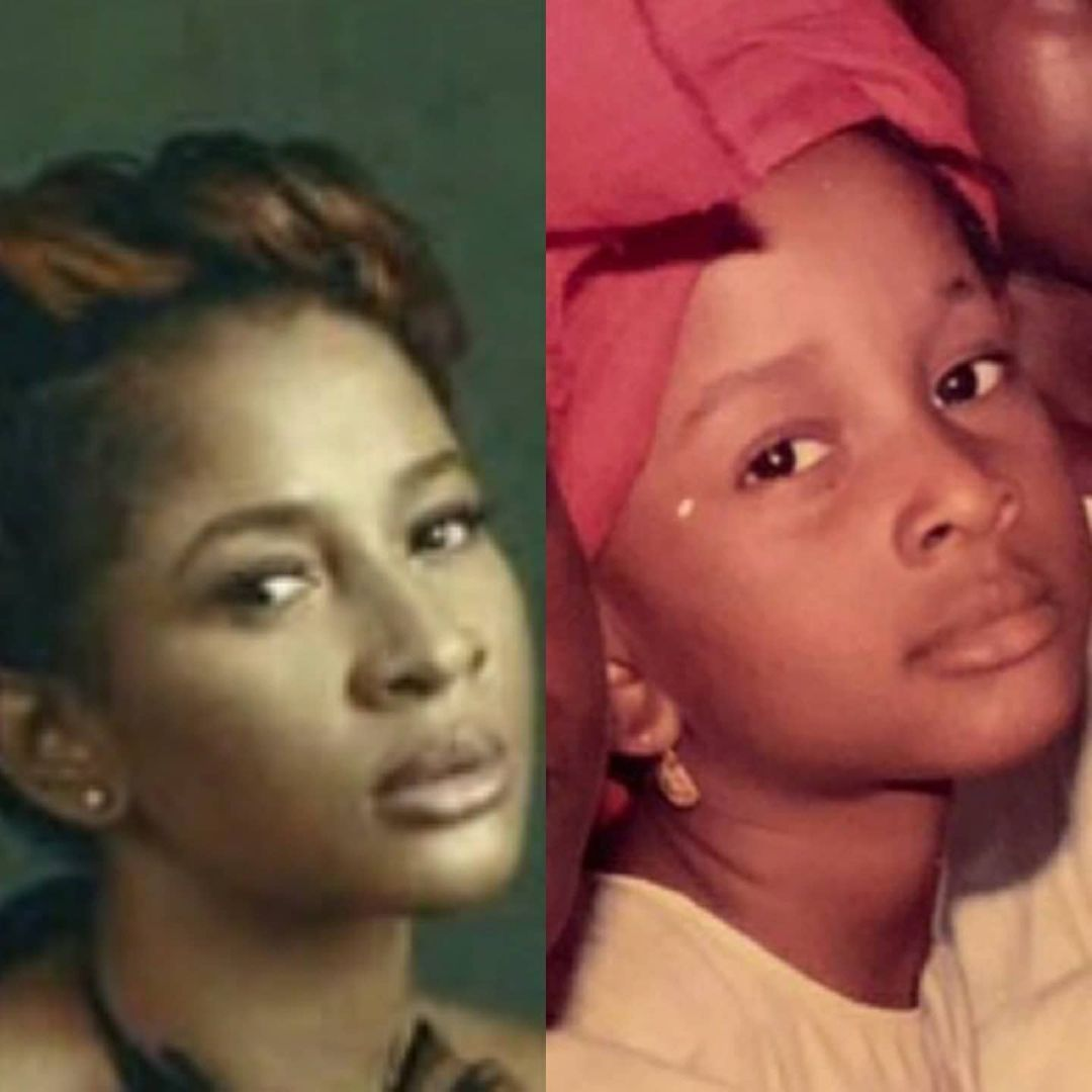 Timeless Beauty! Banky W Pours Encomium On Adesua As He Shares Her Old Photos