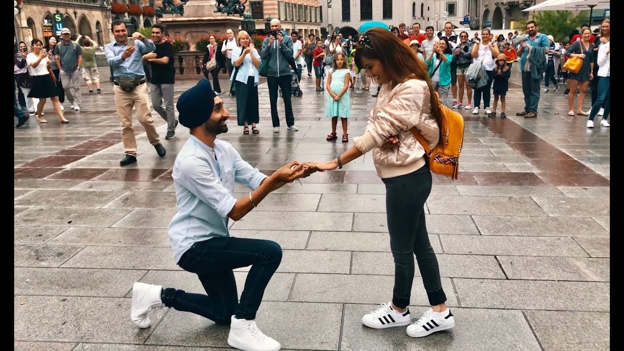 wedding proposal ideas