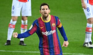 Messi's Goal Not Enough As Mbappe's Hattrick Sinks Barca