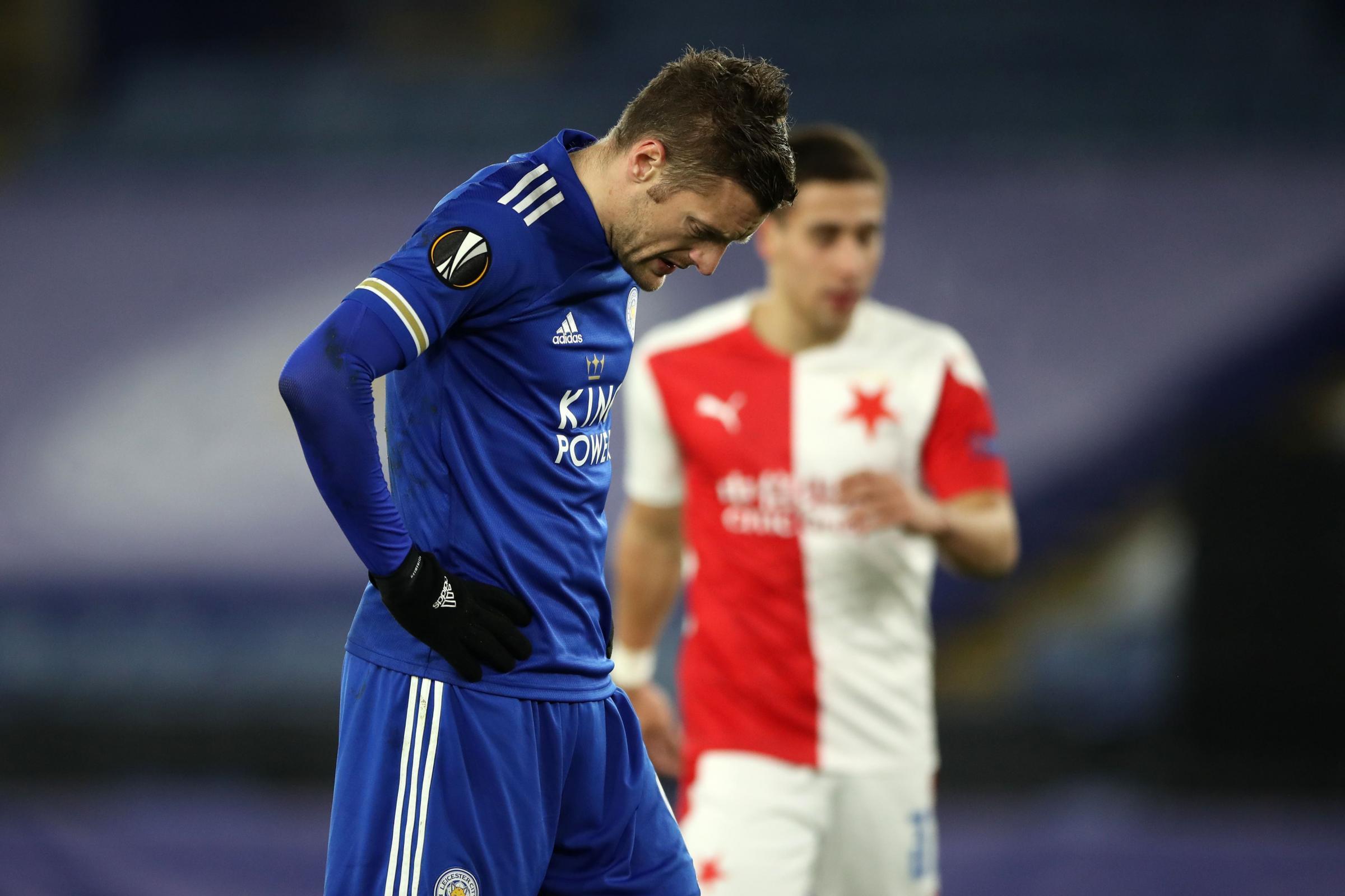 Leicester City Crash Out Of Europa League