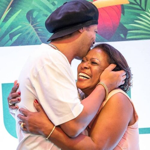 Football Star, Ronaldinho Breaks Silence Over His Mother's Death