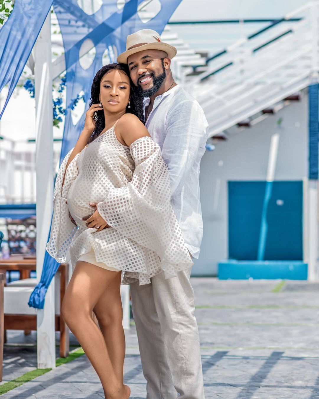 Adesua Etomi And Banky W Welcome First Child, A Bouncing Baby Boy