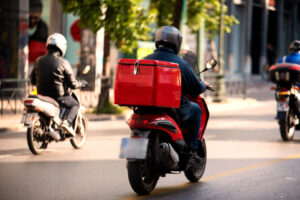 What The Fuck? See The Unbelievable Messages A Dispatch Rider Sent To A Customer Hours After Delivering Goods To Her
