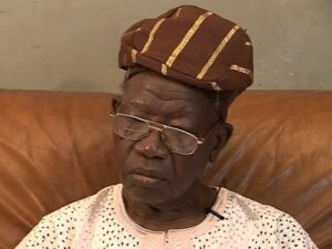 Former Governor Of Lagos State, Lateef Jakande, 91, Is Dead