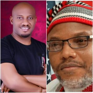 """""""All He Wants Is For Africans To Wake Up"""" – Yul Edochie Says Nnamdi Kanu Is A Hero Grossly Misunderstood"""