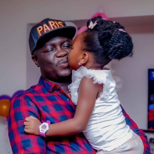 Proud Father! Seyi Law Shares Beautiful Photos Of His Adorable Daughters