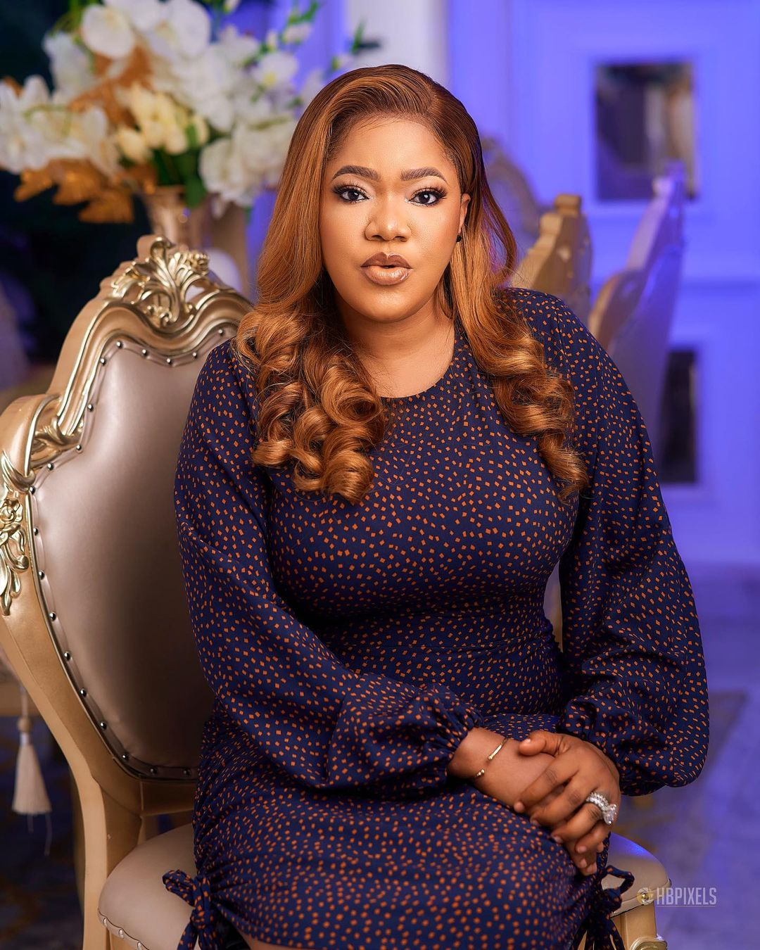 See Toyin Abraham's Reaction To Ruggedman's Tweet About Female Actors Buying Cars And Houses Unlike Their Male Counterparts