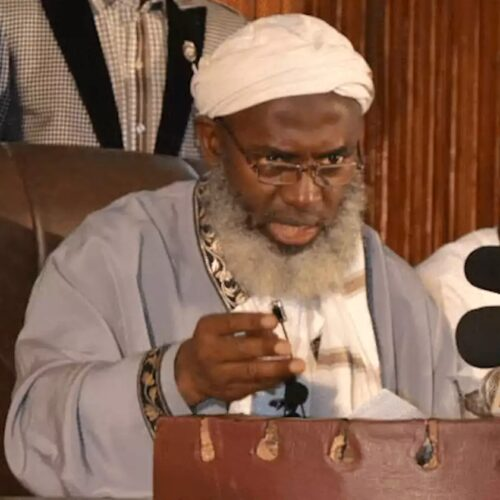 Sheikh Gumi: Bandits Kidnapping School Students Is A Lesser Evil