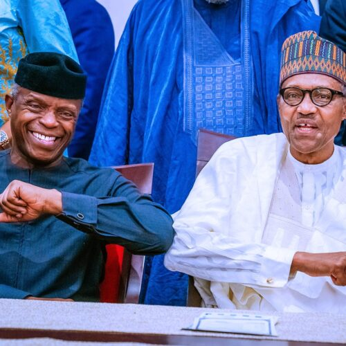 Buhari, Osinbajo To Receive Covid-19 Vaccine Publicly On Saturday