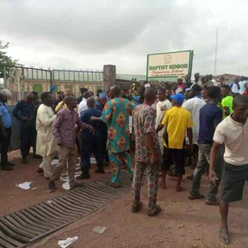 #KwaraHijabControversy: Muslims And Christians Clash As State Government Reopens Christian Schools