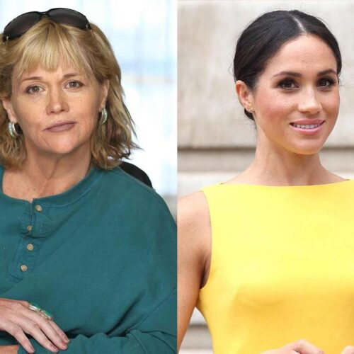 Here's What Meghan Markle's Half-sister, Samantha Has To Say About Meghan And Harry's Marriage