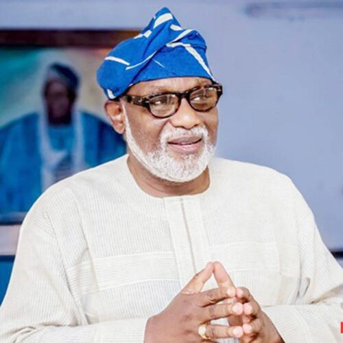 Ondo Governor, Akeredolu Orders Suspension Of NURTW Indefinitely