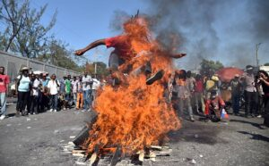 Fire! See What A Man Did After His Wife Said She's No Longer Interested In Their Marriage