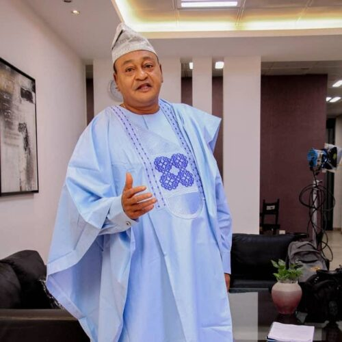 """It's Not Intentional!"" Jide Kosoko Reveals Why He Married Four Wives"