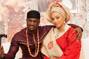 Peter Okoye Shares The Incredible Story Of How He Met His Wife