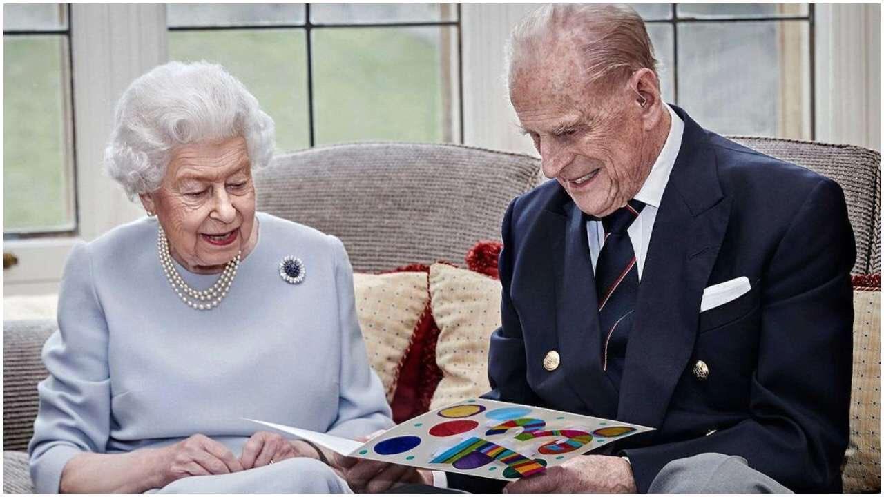 price philip and queen Elizabeth