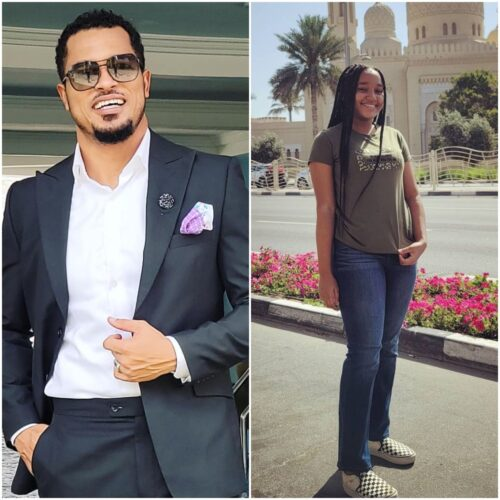 A Perfect Daughter! Van Vicker Has So Much To Say About His Daughter As She Turns 15