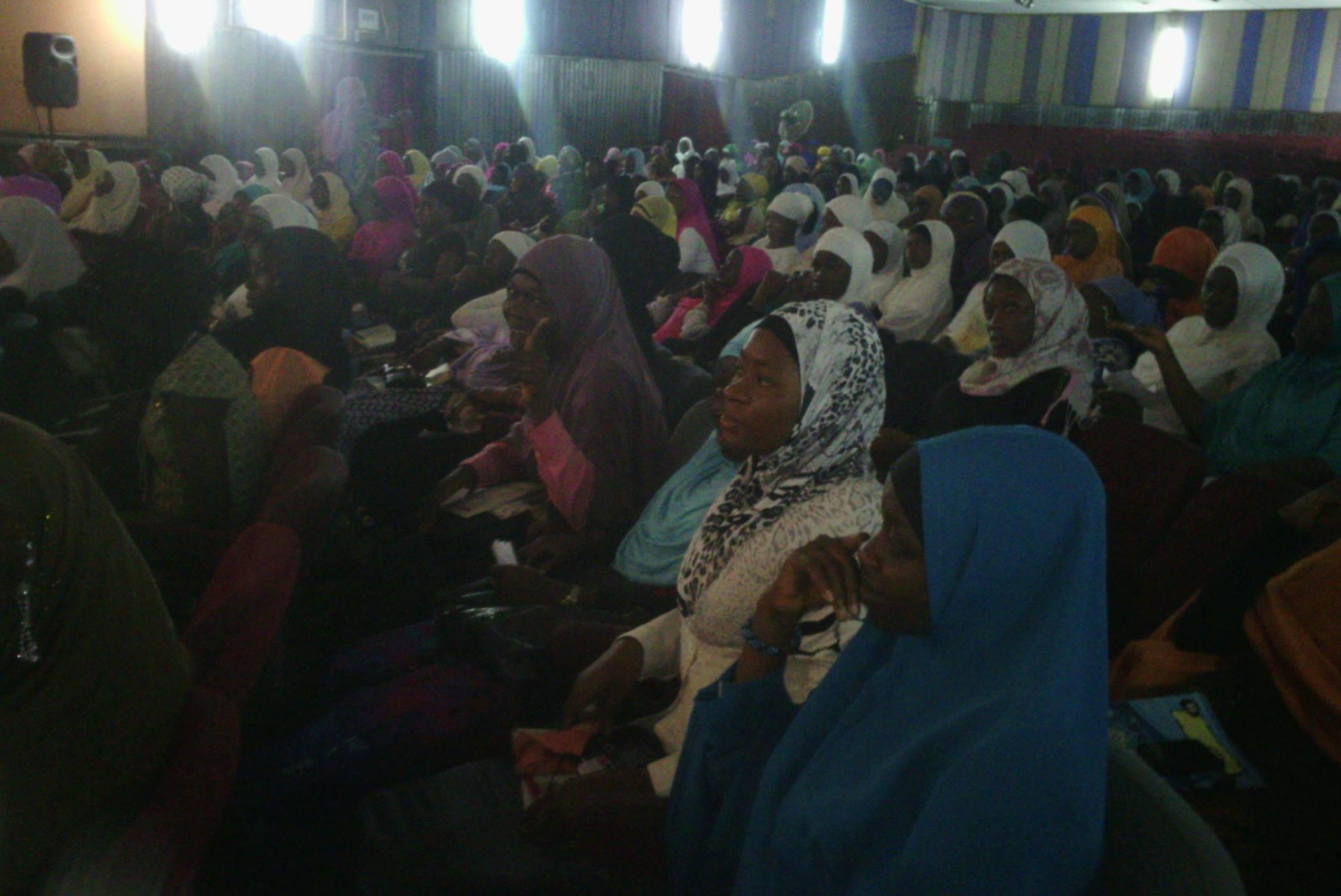 sisters seminar