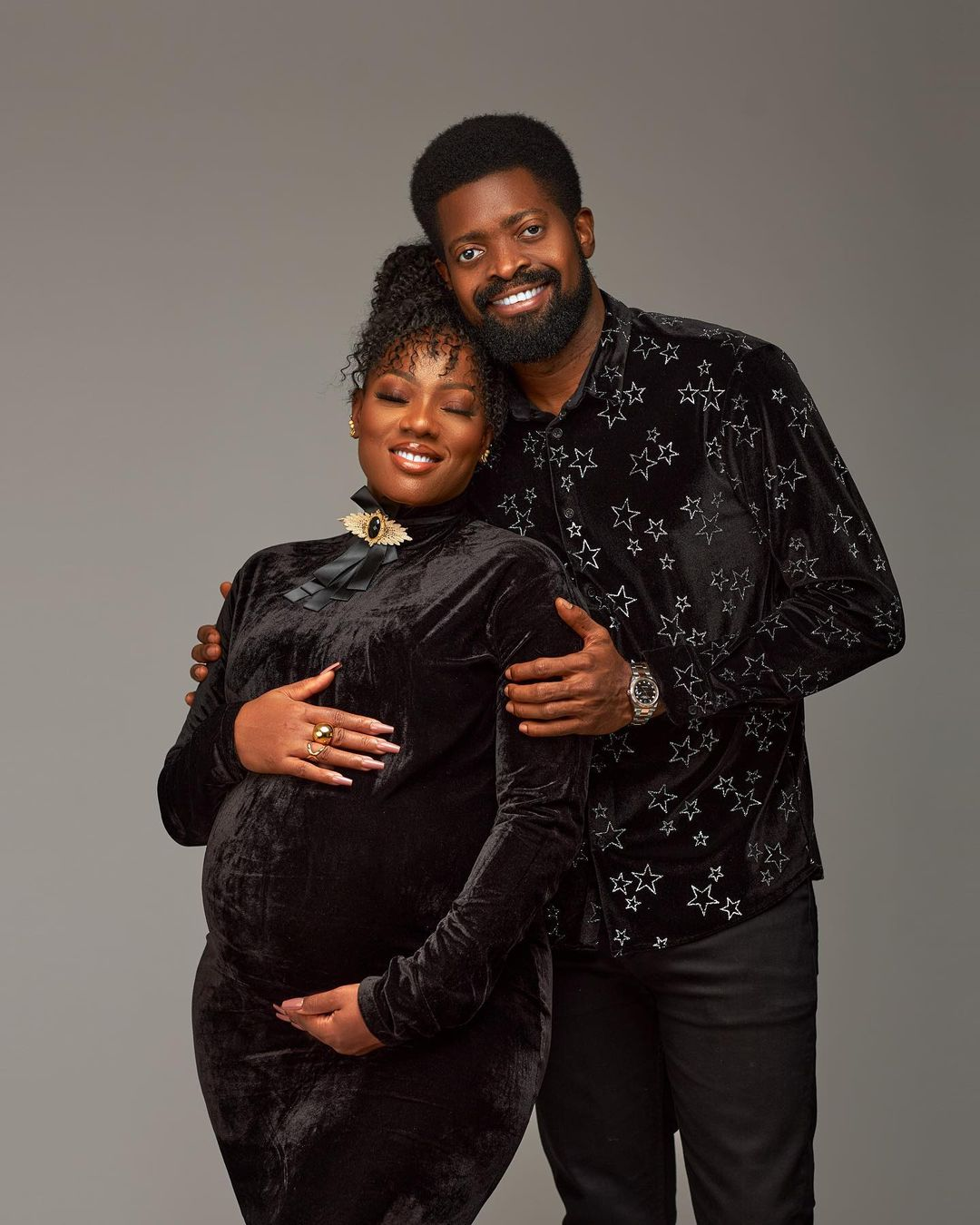 Basketmouth Welcomes 4th Child With Wife, Elsie