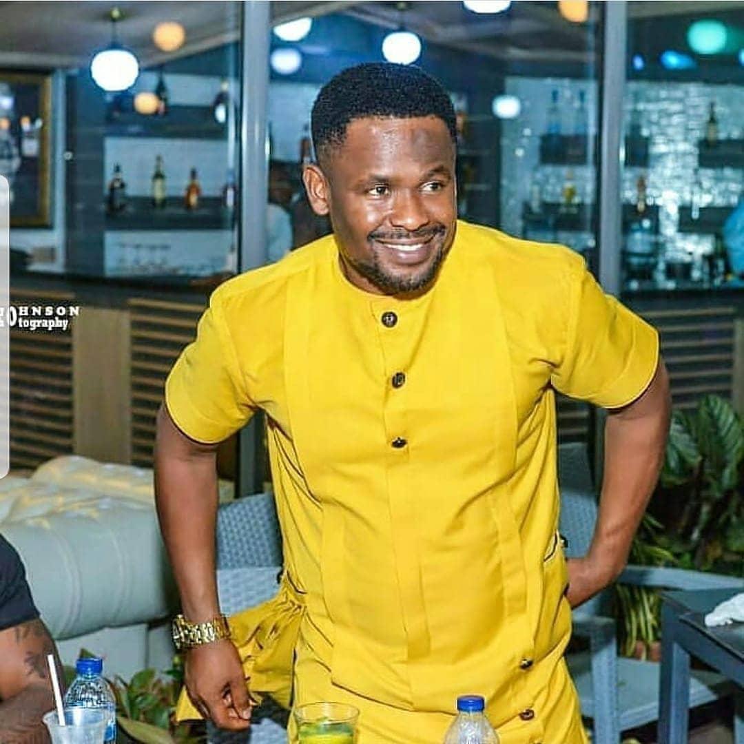 Zubby Michael Says He Is 'The Biggest Actor In Africa'