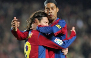 """""""I'm Smelling Champions"""" – Ronaldinho Believes PSG Can Win Champions League As Messi Joins Club"""