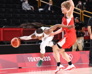 Nigeria's D'Tigress Are Out Of Tokyo 2020 Olympics After Losing For The Third Time In A Row