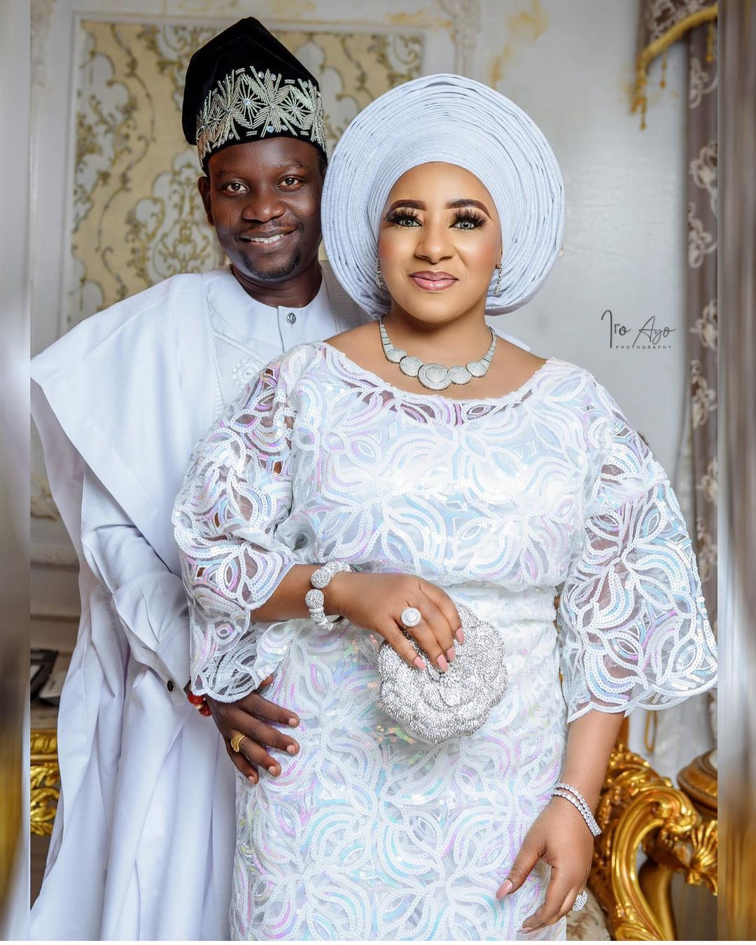 """""""17 Years And Still Counting"""" Mide Martins And Afeez Owo Celebrate Wedding Anniversary"""