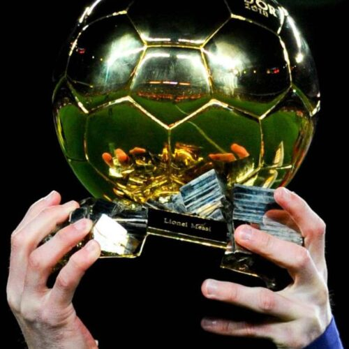Full List Of Ballon d'Or 2021 Nominees