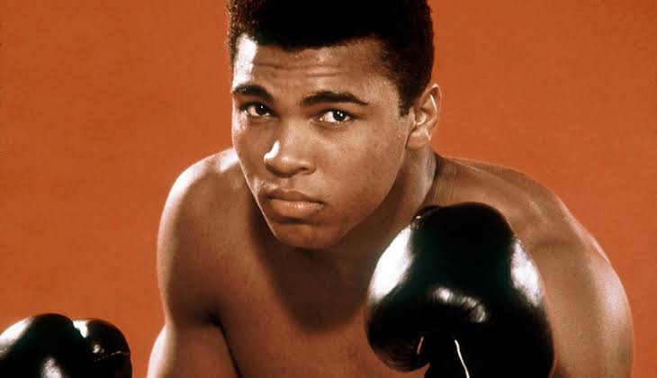 Artworks By Muhammad Ali That Sell For Nearly $1 Million